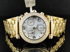 Ladies Joe Rodeo/Jojo Gold  Diamond Watch 1.10 Ct Jva4