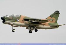1/8 Scale Vought A-7 Corsair II Plans, Templates, Instructions 59ws