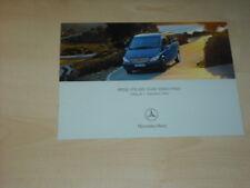 28163) Mercedes Viano Marco Polo Preise Extras Prospekt