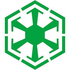 """Star Wars Sith Empire Logo 3"""" Vinyl Decal Sticker Dark Side Force Jedi"""