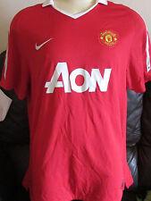 Manchester United Home Shirt - 2010/11 - XL