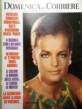 La Domenica del Corriere 15 Febbraio 1972 Trinità Morte Buzzati Oroscopo Somer