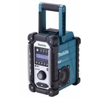 MAKITA Baustellenradio Radio DMR110 Job Site Radio DAB+