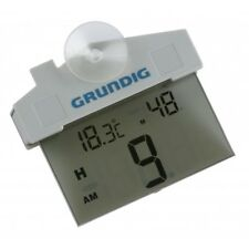 Termometro igrometro da esterno con ventosa Grundig