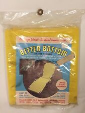 Phifer Better Bottom 1 Pc Replacement Cover Chaise Lounge NOS - Yellow