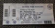 TICKET League Cup stagione 2017/18 Queens Park Rangers vs. Northampton 08.08.2017