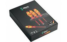 Wera VDE Screwdriver Set + Screw Grips Set of 8 SL/PH