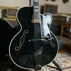 1997 Lacey Premier 17 Inch Archtop - Black for sale