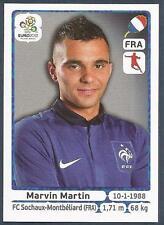 PANINI EURO 2012- #473-FRANCE-SOCHAUX-MARVIN MARTIN