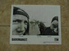 Barkmarket 1994 8x10 B&W Publicity Picture Promo Photo