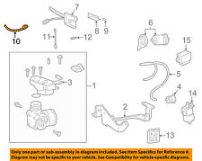 Pontiac GM OEM 03-05 Montana 3.4L-V6 Ride Control-Sensor Connector 13580112