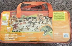 Animal Planet 67 Piece Dinosaur Playset