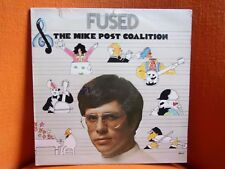 VINYL 33T – MIKE POST COALITION : FUSED – 1969 US PSYCH SOUL EXPERIMENTAL – 1975