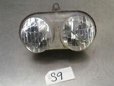 JORDAN MOTORS 50 SCOOTER FRONT HEADLIGHT HEADLAMP HEAD LIGHT LAMP *S9