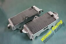 Yamaha YZ125 YZ250 1993-1995, WR250Z 1994-1997 aluminum radiator LEFT & RIGHT