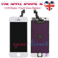 For iPhone SE 5S WhiteLCD Display Touch Screen Digitizer Assembly Replacement