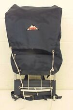 "McKinley Blue External Frame Backpack 14""x31.5"" Frame Satisfaction Guaranteed"