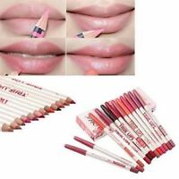 12Pcs/set Pro Beauty Professional Waterproof Concealer Pencil To Mouth Lipliner