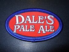 OSKAR BLUES BREWERY Dales Pale Ale PATCH iron on craft beer brewing