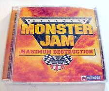 MONSTER JAM MAXIMUM DESTRUCTION Jeu PC / Game for PC