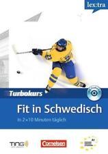 Lextra - Schwedisch - Turbokurs / A1 - Fit in Schwedisch von Katja Maul (2012, Taschenbuch)
