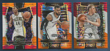 16/17 SELECT SPURS PATTY MILLS TRI-COLOR PRIZM  PARALLEL CARD #37