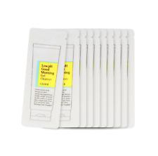 COSRX Low pH Good Morning Gel Cleanser Samples 8pcs US Seller
