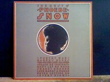 PHOEBE SNOW  The Best Of . . .  LP    Lovely copy !
