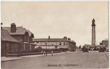 Pharos Street Fleetwood, Lancashire Postcard, BC004