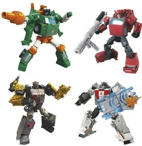 Transformers War For Cybertron WFC: Siege Earthrise Figure 🤖Pick your favourite