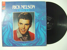 Ricky Nelson – I Need You - Disco Vinile 33 Giri LP Stampa USA Rock&Roll