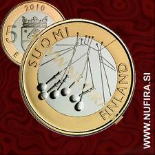 2010 Finland 5 EUR (Satakunta)