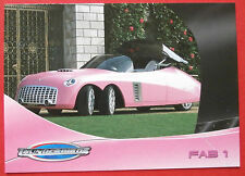 THUNDERBIRDS (The 2004 Movie) - Card#23 - FAB 1 - Cards Inc 2004