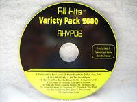 **ALL HITS MAXX PACK KARAOKE CDG DISC AHVP06-BRAND NEW ORIGINAL DISC*