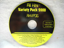 **ALL HITS MAXX PACK KARAOKE CDG DISC AHVP06-BRAND NEW ORIGINAL DISC*