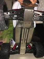 RC voiture Skid plate garde en métal châssis blindage pour Traxxas X-Maxx 1/5