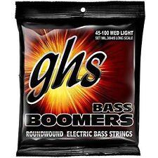 GHS ML3045 Boomers Medium Light Electric Bass Strings