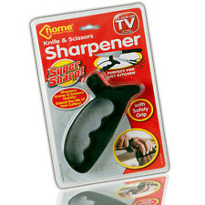 Knife Sharpener Super Sharp Scissors Kitchen Tool Blade Hand Protection Guard