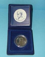 Vintage Catholic Medallion Sept 16 1984 Pope John Paul II Alberta Visit - Mint