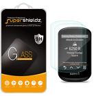 [2-Pack] Supershieldz Tempered Glass Screen Protector for Garmin Edge 530 / 830
