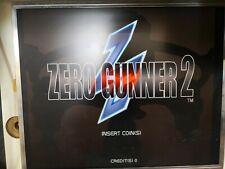Sega Naomi 1 Motherboard + Zero Gunner 2 Perfect Working Arcade