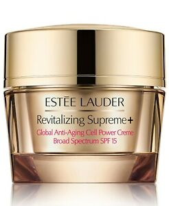Estee Lauder 1.oz / 30ml Revitalizing Supreme+Global Anti-Aging Cell Power Creme