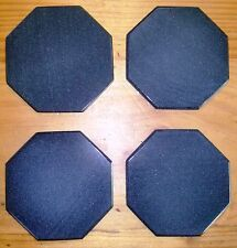 Hand Crafted Stone Coasters (set of 4)