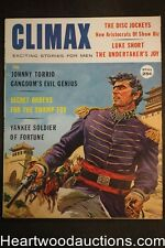 Climax Feb 1960 Norm Saunders, Herb Mott, Johnny Torrio, Peggy Connelly - Ultra