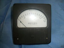 Westinghouse Meter from Radio estate . Dc Amperes 0-1.5 panel meter /c2