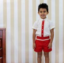 SEWING PATTERN Paper Pattern boys' SHIRT+PANTS SET sewing PATTERN FOR BOYS BABY