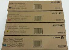 Xerox Versant 2100 3100 Press Toner Set  006R01626 006R01627 006R01628 006R01629