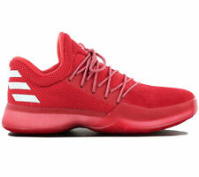 50c608a7861 adidas Harden Vol.1 James Harden Red White Boost Men Basketball Shoes  Cq1404 9