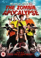 Me E il Mio Mates Vs The Zombie Apocalypse DVD Nuovo DVD (MBF107)