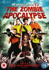 Me And My Mates vs The Zombie Apocalypse DVD Nouveau DVD (Mbf107)
